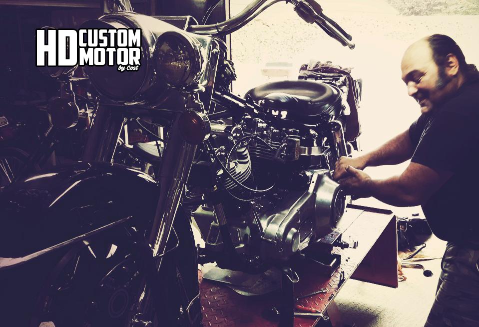 HD CUSTOM MOTOR