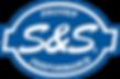 S&S Outline Blue White Logo.png