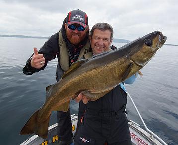 pêche en mer Irlande