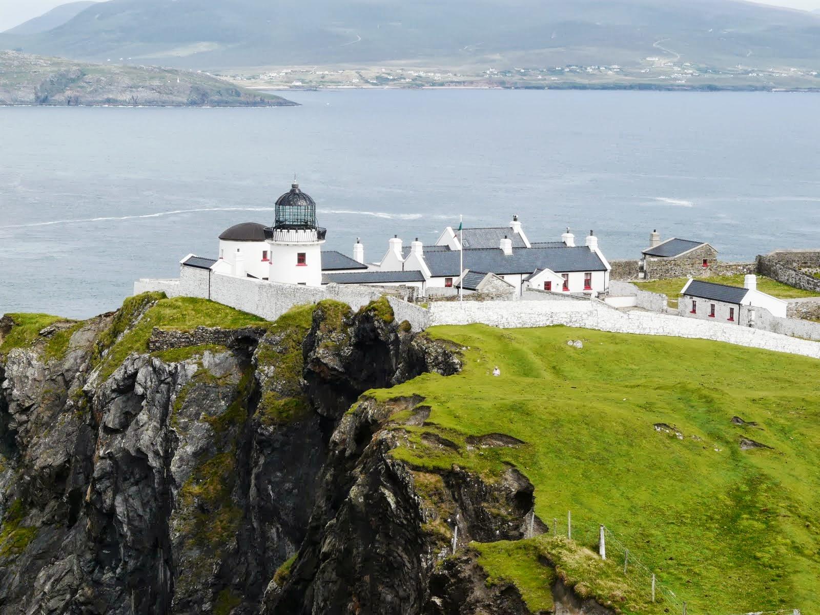 Clare Island Irlande