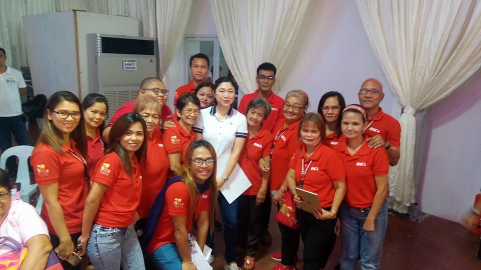 Group Photo of OSCA members