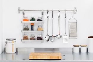 整理整頓されたキッチン