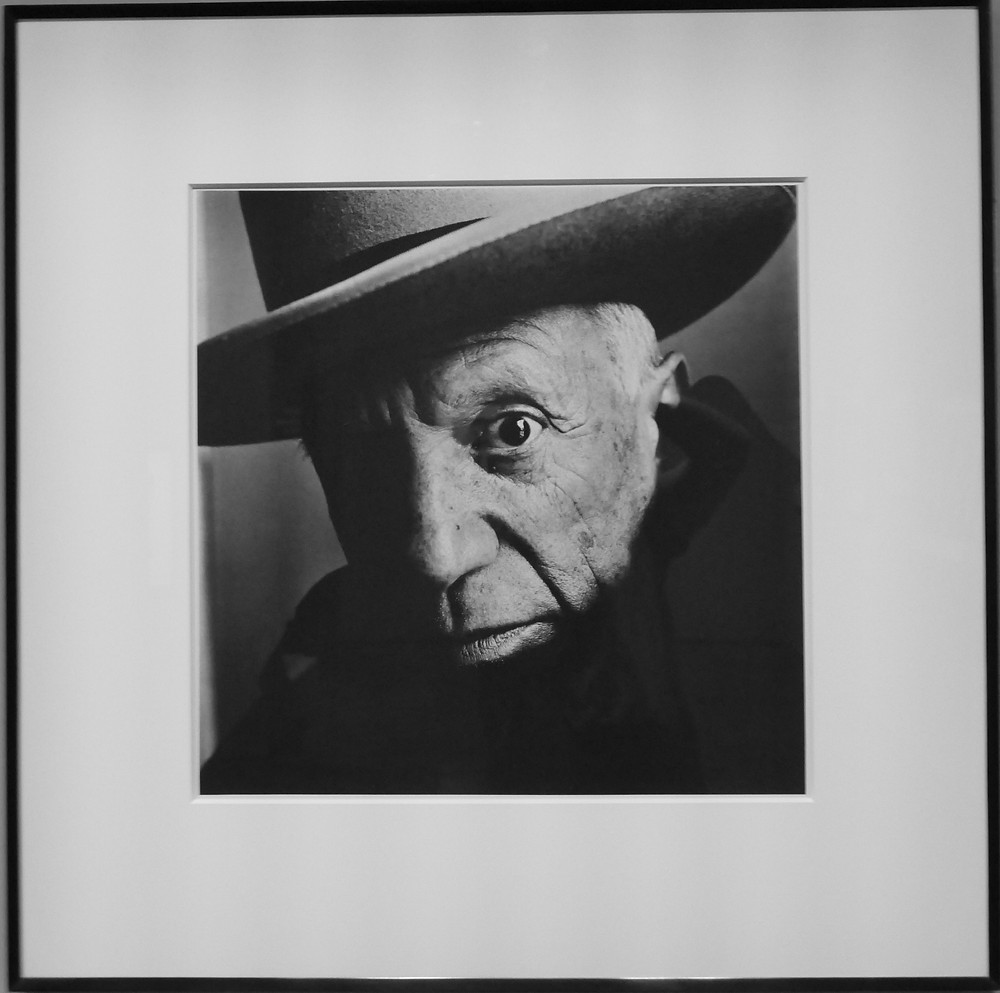Picasso - Irving Penn