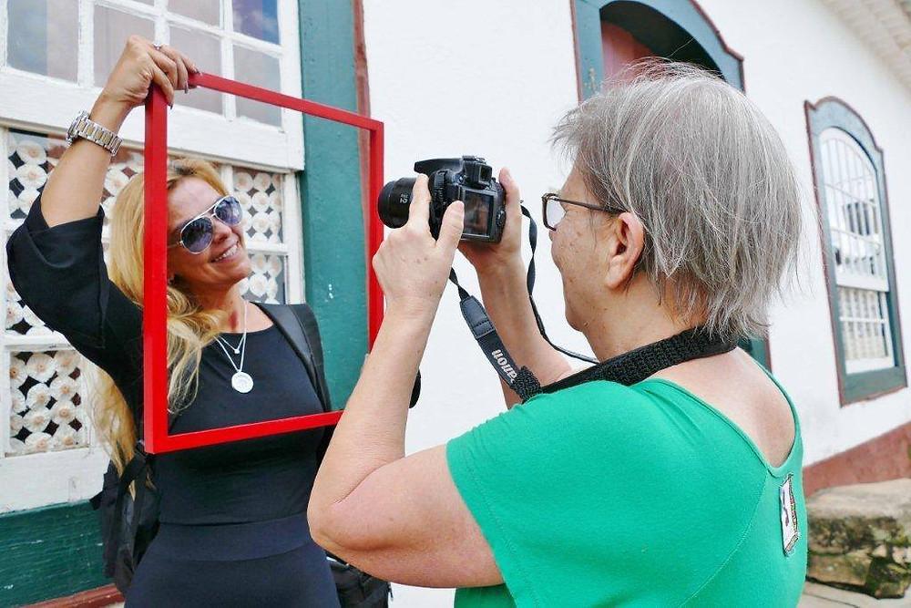 Fotógrafa Eliane Velozo