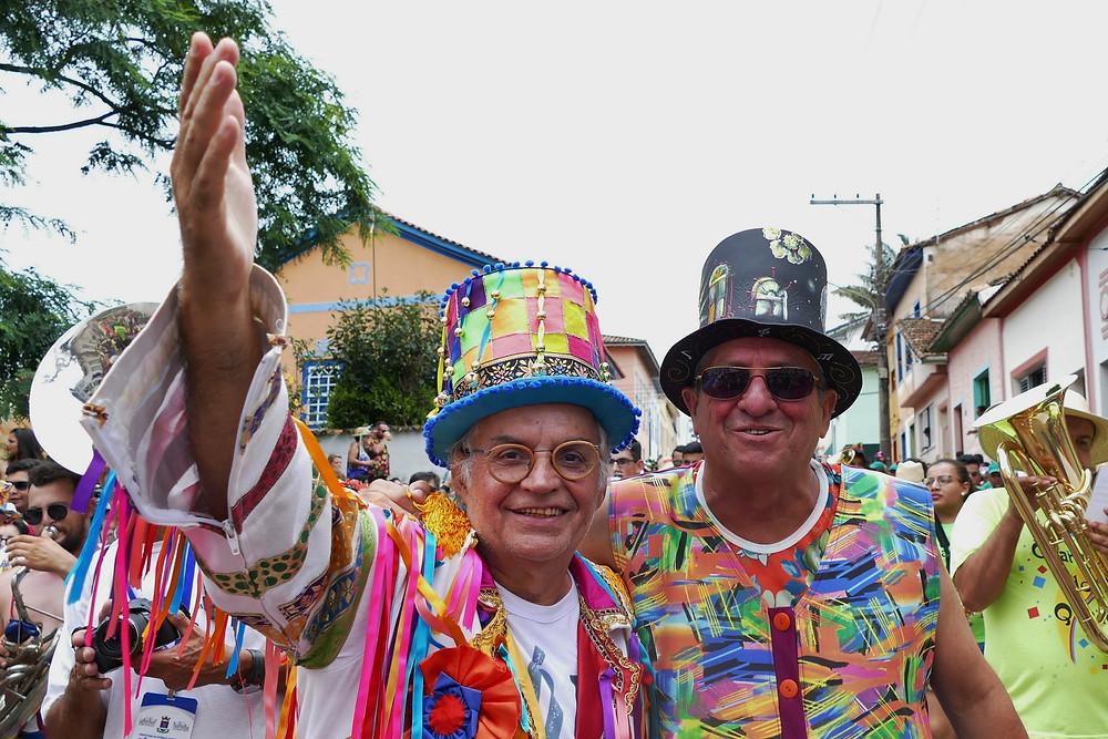 Carnaval de São Luiz do Paraitinga - Emidio Luisi