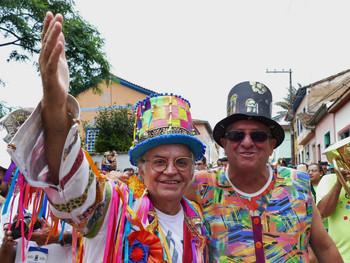 O Carnaval de São Luiz do Paraitinga