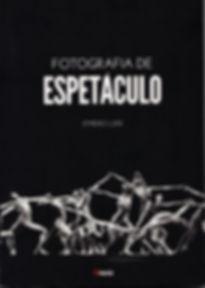 Livro de Fotografia de espetáculo