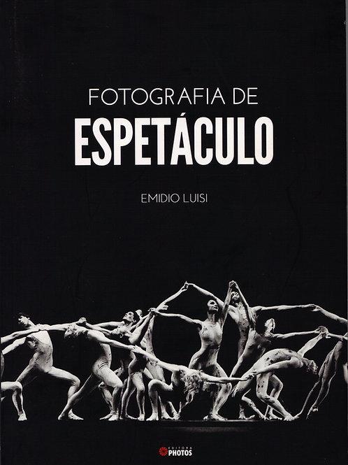 Livro Fotografia de Espetáculo