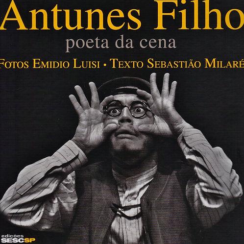 Livro Antunes Filho - Poeta da Cena