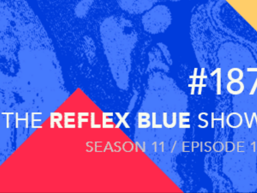Reflex Blue Show Interview