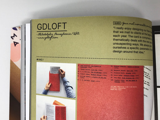 IdN July Issue Featuring GDLOFT!