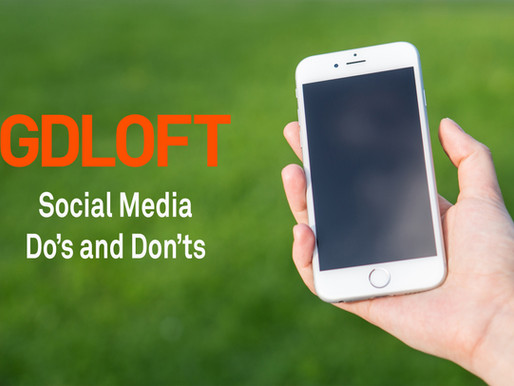 Social Media Do's and Don'ts