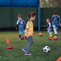 Escolinha de futebol Cia Da Bola! Cia Da
