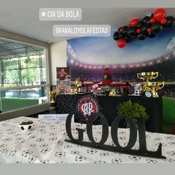 Festa! 🎂 #festacomfutebol  #vempracia