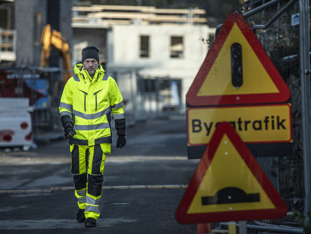 The Classification of High Visibility Workwear