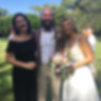 Hollie and Jake Married By Dom Celebrant