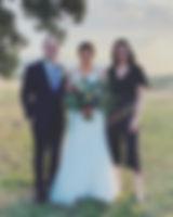 Erin and Luke Married By Dom Celebrant.j