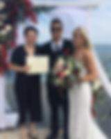 Pete and Mia wedding