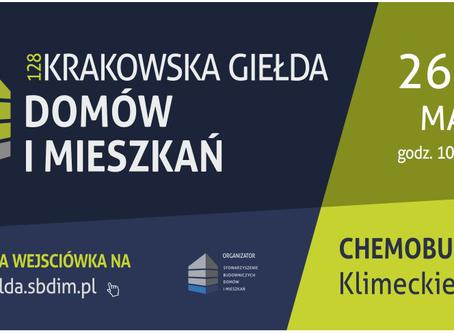 Zapraszamy na Krakowską Giełdę Domów i Mieszkań
