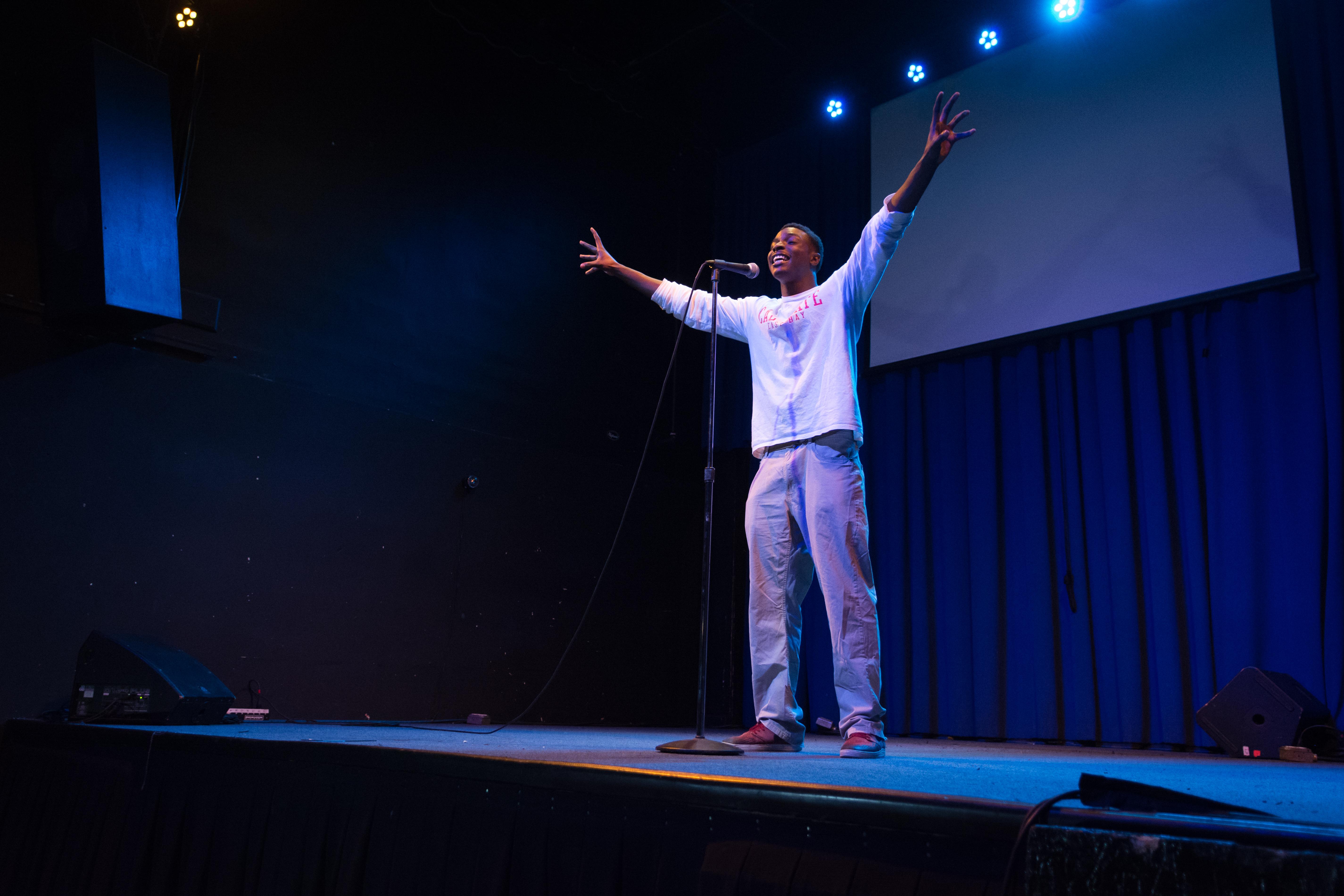 Jamey Williams - Oakland Poetry Slam