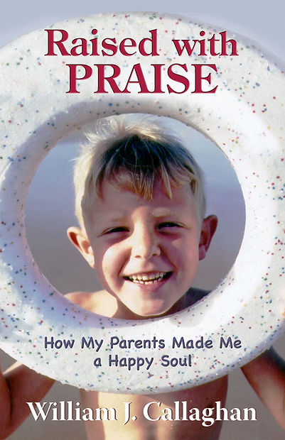 Raised with Praise book cover