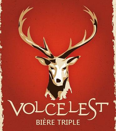 Bière VOLCELEST - TRIPLE (33 cl - BIO)