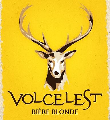 PACK Bière VOLCELEST (BLONDE) 6x33 cl - BIO