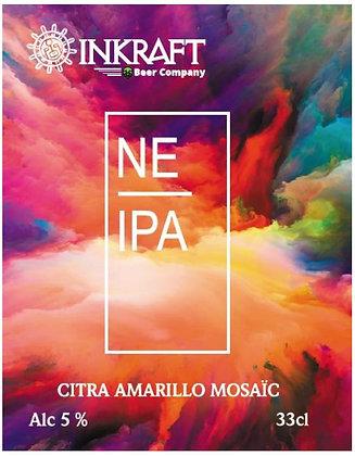 Bière INKRAFT - NE-IPA (33 cl)