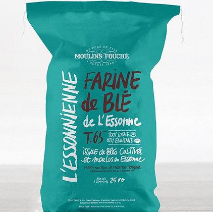 Farine L'Essonnienne - T65 (1 kg)