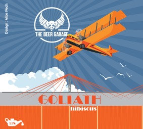 Bière THE BEER GARAGE - Goliath (33 cl)
