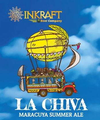 Bière INKRAFT - La Chiva de 33 cl