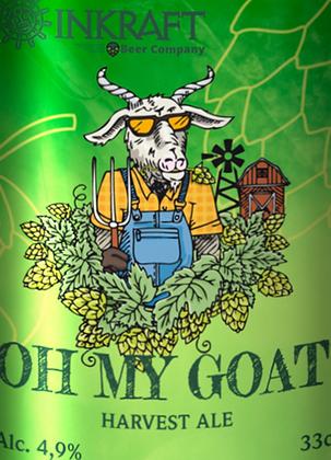 Bière INKRAFT - OH MY GOAT! (33 cl)