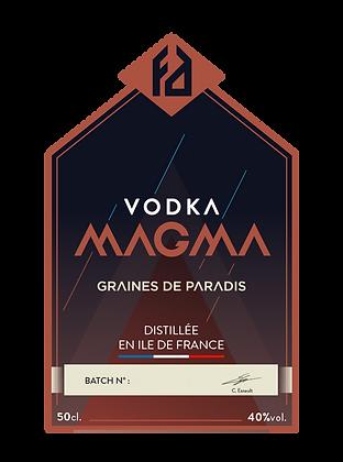 Vodka MAGMA 40° (70 cl)