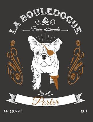 Bière LA BOULEDOGUE - PORTER 75cl