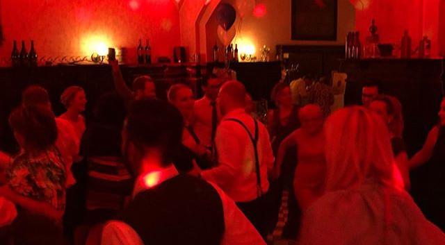 Hochzeit im Restaurant Pferdestall Zeche Zollern DJ Alex Finger 3