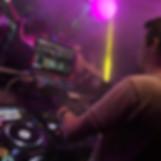 DJ Alex Finger @ work