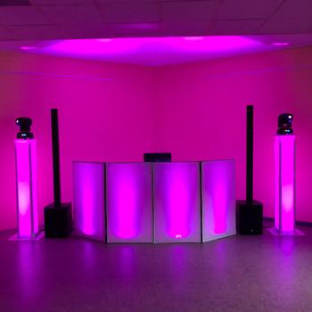 Geburtstag DJ Bochum Technikpaket
