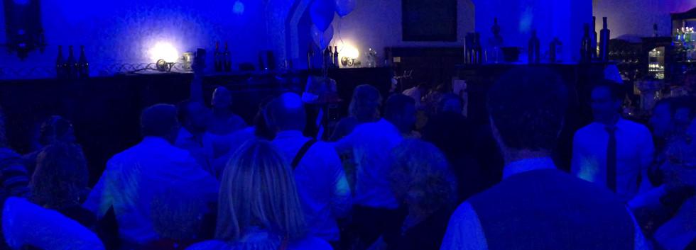 Hochzeit im Restaurant Pferdestall Zeche Zollern DJ Alex Finger.mov