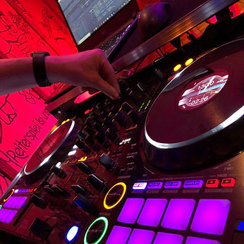 Geburtstag DJ Herne Technikpaket