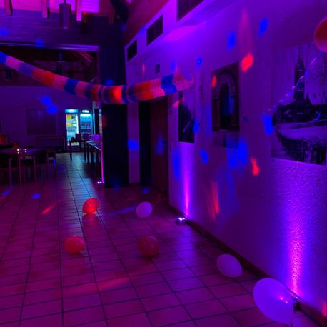 Ambientepaket - Geburtstagsfeier Dortmun
