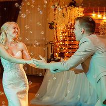 Hochzeitstanz - Seifenblasen - HochzeitsDJ 2