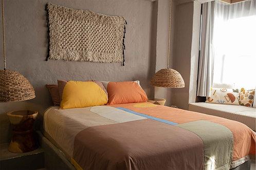 Art Deco Yatak Örtüsü Takımı