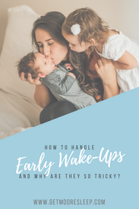 How to handle early wake-ups and why are they so tricky?