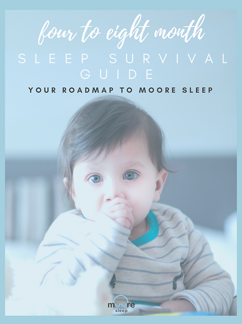 4 to 8-Month Sleep Survival Guide