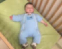 Merlin's Magic Sleep Suit
