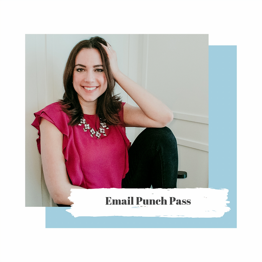 Email Punch Pass