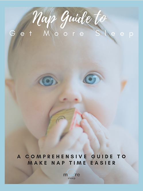 Nap guide to Get Moore Sleep | A Comprehensive Guide to Make Nap Time Easier
