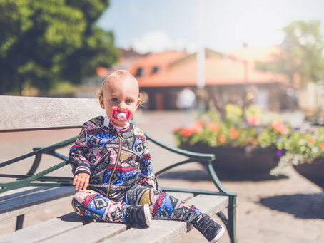 How to keep the pacifier from impacting your child's sleep