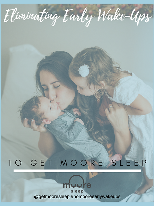 Eliminating Early Wake-Ups to Get Moore Sleep!