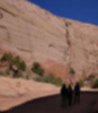 hiking guides Boulder Escalante Utah